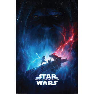 Affiche STAR WARS - IX-THE RISE OF SKYWALKER - PYRAMID POSTERS, PYRAMID POSTERS, Star Wars