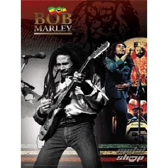 tableau 3D Bob Marley - PPL70046, PYRAMID POSTERS, Bob Marley