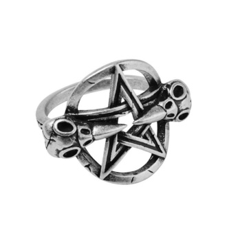 Bague KILLSTAR - Prey - ARGENT, KILLSTAR
