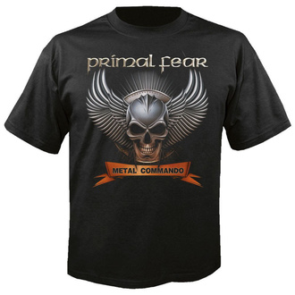 T-shirt PRIMAL FEAR pour hommes - Metal commando 2 - NUCLEAR BLAST, NUCLEAR BLAST, Primal Fear