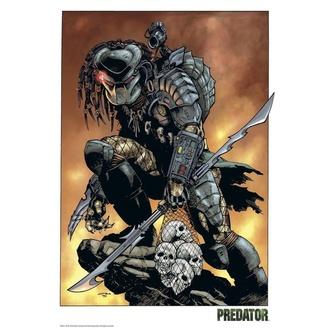Imprimé la peinture Predator - Comic, NNM, Predator