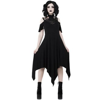 Robe KILLSTAR - PYRE PIXIE EVENING - NOIR, KILLSTAR