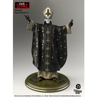 Figurine Ghost - Papa - Rock Iconz, NNM, Ghost