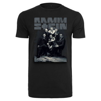 tee-shirt métal pour hommes Rammstein - Band Photo - RAMMSTEIN, RAMMSTEIN, Rammstein