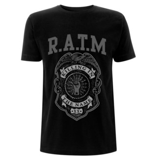 tee-shirt métal pour hommes Rage against the machine - Grey Police - NNM, NNM, Rage against the machine