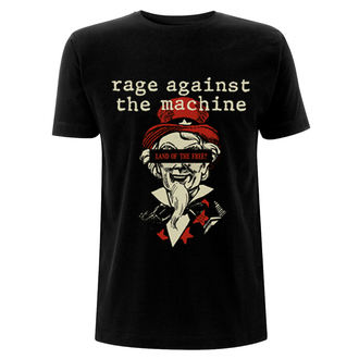 tee-shirt métal pour hommes Rage against the machine - Sam - NNM, NNM, Rage against the machine