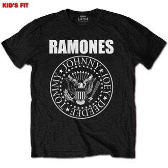 T-shirt pour enfants Ramones - Cachet présidentiel - ROCK OFF, ROCK OFF, Ramones