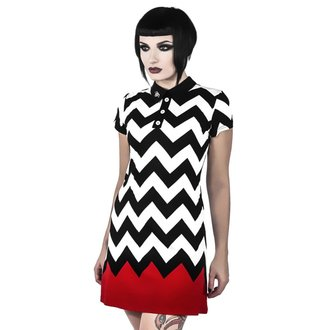 Robe femmes KILLSTAR - RED ROOM - NOIR, KILLSTAR