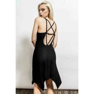 robe pour femme KILLSTAR - Rest Her Soul Lounge - Noir, KILLSTAR