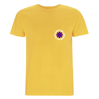 tee-shirt métal pour hommes Red Hot Chili Peppers - Los Chili Yellow - NNM, NNM, Red Hot Chili Peppers