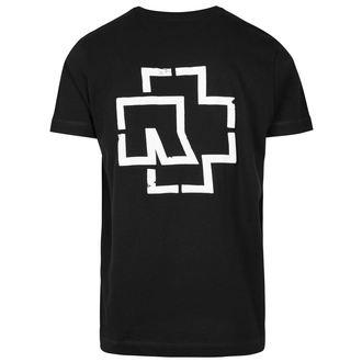 tee-shirt métal pour hommes Rammstein - Balken - URBAN CLASSICS, URBAN CLASSICS, Rammstein