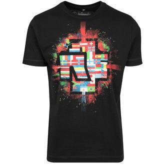 tee-shirt métal pour hommes Rammstein - Flaggen - RAMMSTEIN, RAMMSTEIN, Rammstein