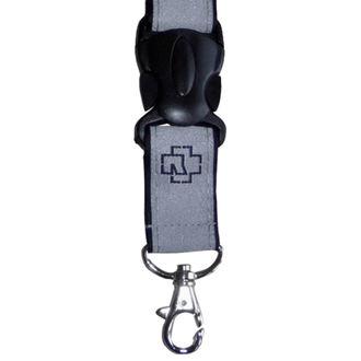 Porte-clés RAMMSTEIN - Klassik Schlüsselbund - gris, RAMMSTEIN, Rammstein