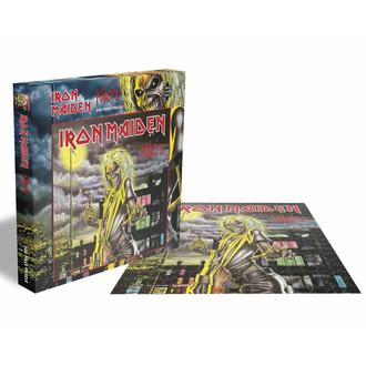 puzzle IRON MAIDEN - KILLERS - 500 PIÈCES - PLASTIC HEAD, PLASTIC HEAD, Iron Maiden
