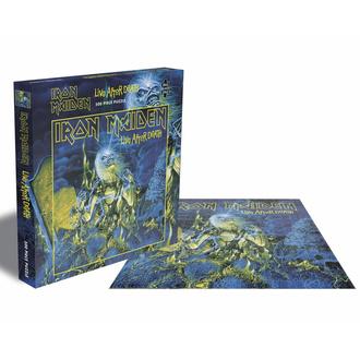 Puzzle IRON MAIDEN - LIVE AFTER DEATH - 500 PIÈCES - PLASTIC HEAD, PLASTIC HEAD, Iron Maiden