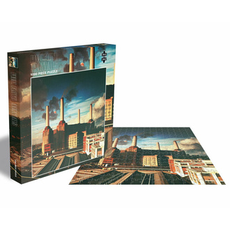 Puzzle PINK FLOYD - ANIMALS - 1000 PIÈCES - PLASTIC HEAD, PLASTIC HEAD, Pink Floyd