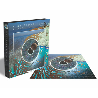 scie sauteuse puzzle PINK FLOYD - PULSE - PLASTIC HEAD, PLASTIC HEAD, Pink Floyd