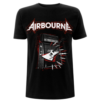 tee-shirt métal pour hommes Airbourne - No Ballads - NNM, NNM, Airbourne