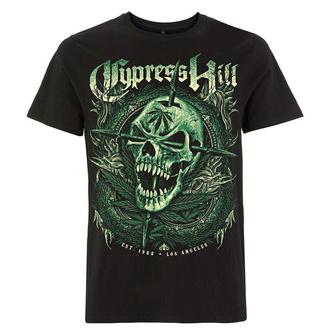 tee-shirt métal pour hommes Cypress Hill - Fangs Skull - NNM, NNM, Cypress Hill