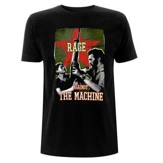 tee-shirt métal pour hommes Rage against the machine - Gun Star - NNM, NNM, Rage against the machine