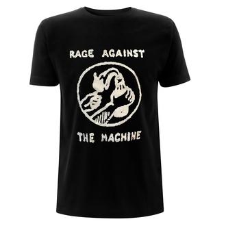 tee-shirt métal pour hommes Rage against the machine - Molotov & Stencil - NNM, NNM, Rage against the machine