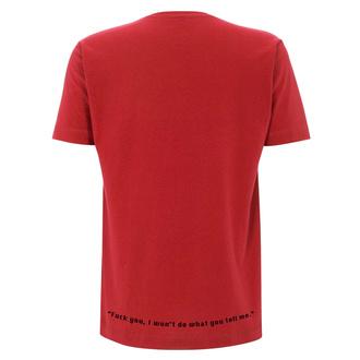 T-shirt pour hommes Rage against the machine - Won't Do - rouge, NNM, Rage against the machine