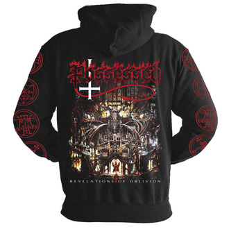 Sweat à capuche pour hommes POSSESSED - Revelations Of Oblivion - NUCLEAR BLAST, NUCLEAR BLAST, Possessed