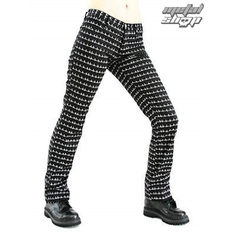 pantalon pour femmes Sektor 1 - S.Hipster Cardio Denim, SEKTOR 1
