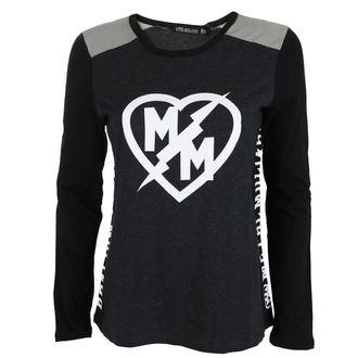 T-shirt femmes manches longues METAL MULISHA - SMOKE, METAL MULISHA