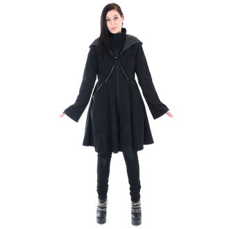 Manteau femmes POIZEN INDUSTRIES - TWILIGHT - NOIR, POIZEN INDUSTRIES