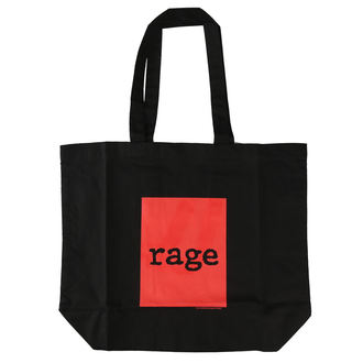 Sac Rage Against the Machine - Red Square - Noir Client, Rage against the machine