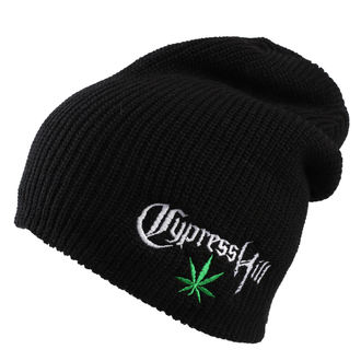 Bonnet Cypress Hill - Leaf Logo - Noir, NNM, Cypress Hill