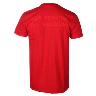 tee-shirt métal pour hommes Rage against the machine - Red Star - NNM, NNM, Rage against the machine