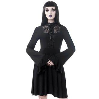 Robe pour femmes KILLSTAR - Sabrina Ruffle - NOIR, KILLSTAR