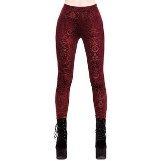 Pantalon (leggings) KILLSTAR - Saiph - DU VIN