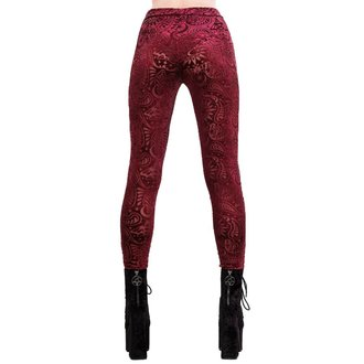 Pantalon (leggings) KILLSTAR - Saiph - DU VIN, KILLSTAR
