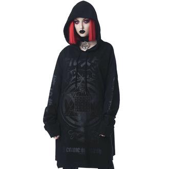 Unisexe sweat-shirt KILLSTAR - Sator Square - Noir, KILLSTAR