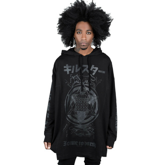 Unisexe sweat-shirt KILLSTAR - Sator Square - Noir - KSRA003713