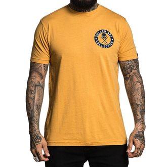 t-shirt hardcore pour hommes - AUTUMN BADGE - SULLEN, SULLEN