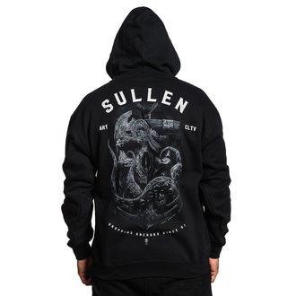 sweat-shirt avec capuche pour hommes - DROPPING ANCHORS - SULLEN, SULLEN