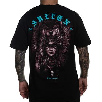T-shirt pour hommes SULLEN - LONE WOLF, SULLEN