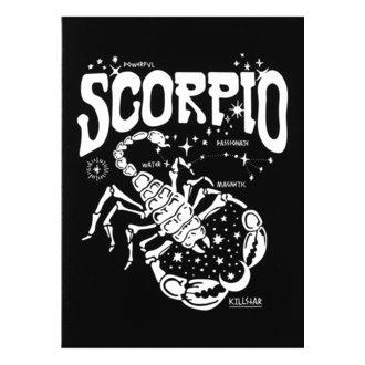 Carte de vœux KILLSTAR - Scorpio - NOIR, KILLSTAR
