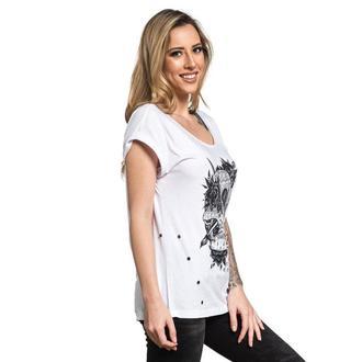 t-shirt hardcore pour femmes - LOVE LACE - SULLEN, SULLEN