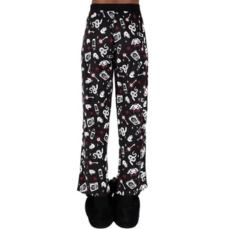 Pantalon pour femmes (pyjama) KILLSTAR - See U In Hell, KILLSTAR
