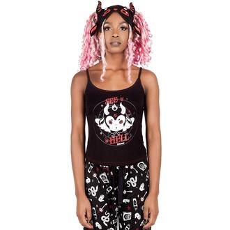 Débardeur pour femme (pyjamas) KILLSTAR - See U In Hell, KILLSTAR