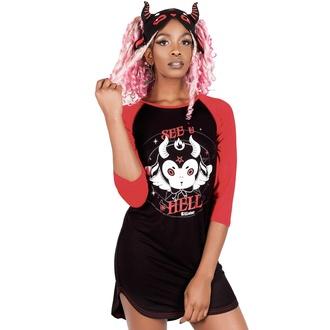 T-shirt femme (pyjama) KILLSTAR - See U In Hell, KILLSTAR