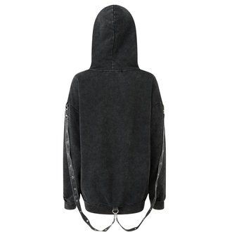 sweat-shirt avec capuche unisexe - Shadow Stalker Shady - KILLSTAR, KILLSTAR