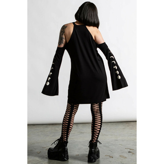 Robe pour femme (tunique) KILLSTAR - Shine Bright Cold - Noir, KILLSTAR