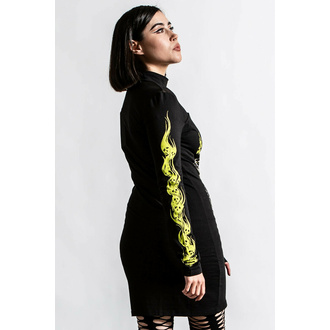 Robe pour femme KILLSTAR - Shine Bright - Noir, KILLSTAR