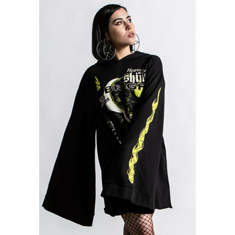 Sweat unisexe KILLSTAR - Shine Bright - Noir, KILLSTAR
